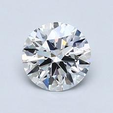 Recommended Stone #3: 1.02-Carat Round Cut Diamond
