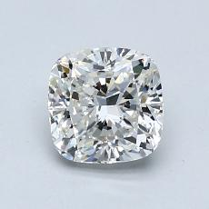 1.01-Carat Cushion Diamond Very Good H VS1