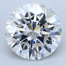 Recommended Stone #4: 5.03-Carat Round Cut Diamond