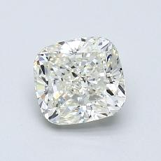 1.01-Carat Cushion Diamond Very Good K SI1