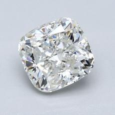 Pierre recommandée n°2: Diamant taille coussin 1,20 carats