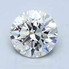 Recommended Stone #3: 1.32-Carat Round Cut Diamond