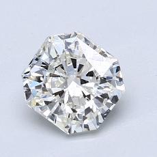 推薦鑽石 #3: 1.24 克拉雷地恩明亮式切割