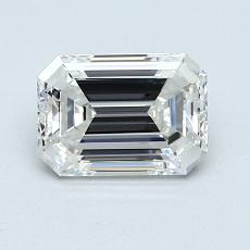 Target Stone: 0.81-Carat Emerald Cut Diamond