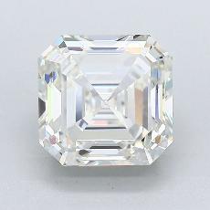 推荐宝石 3:3.04 克拉阿斯彻形钻石