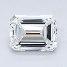Recommended Stone #2: 1.50-Carat Emerald Cut