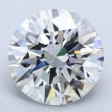 Recommended Stone #4: 3.52-Carat Round Cut Diamond