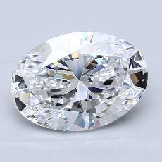 推薦鑽石 #4: 2.70 克拉橢圓形切割鑽石