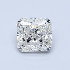Recommended Stone #2: 0,92-Carat Radiant Cut Diamond
