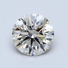 Recommended Stone #2: 1.15-Carat Round Cut