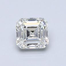 Pierre recommandée n°2: Diamant taille Asscher 0,91 carat