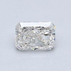 Recommended Stone #4: 0.70-Carat Radiant Cut Diamond