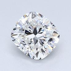 Recommended Stone #4: 1.30-Carat Cushion Cut Diamond