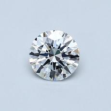 Recommended Stone #4: 0.45-Carat Round Cut Diamond