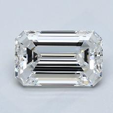2.01 Carat 绿宝石 Diamond 非常好 E VS1