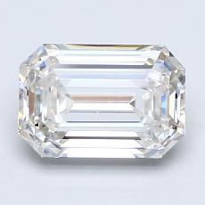 Recommended Stone #3: 1.77-Carat Emerald Cut Diamond