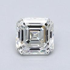 1.01 Carat 上丁方形 Diamond 非常好 F VVS1