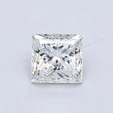 Target Stone: 0,70-Carat Princess Cut Diamond