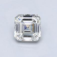 推薦鑽石 #4: 0.72  克拉上丁方形鑽石