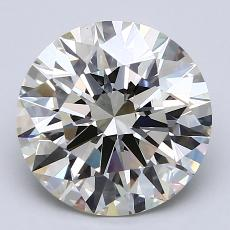 Recommended Stone #3: 3.35-Carat Round Cut Diamond