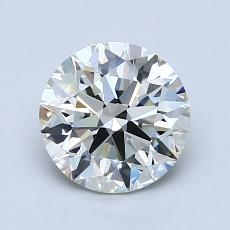 1.30 Carat 圓形 Diamond 理想 K VVS2