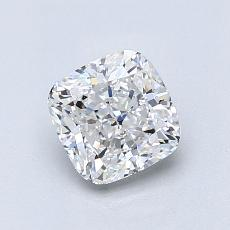 Recommended Stone #3: 1.03-Carat Cushion Cut