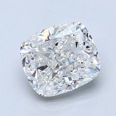 オススメの石No.3:1.70カラットのクッションカットダイヤモンド