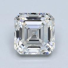 推荐宝石 4:1.40 克拉阿斯彻形钻石