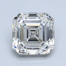 Recommended Stone #3: 1.60-Carat Asscher Cut Diamond