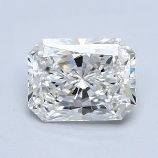 Recommended Stone #1: 1.70-Carat Radiant Cut Diamond