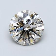 1.20 Carat 圓形 Diamond 理想 K VS1