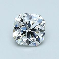Recommended Stone #3: 1.07-Carat Radiant Cut