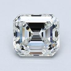 Recommended Stone #3: 1.26-Carat Emerald Cut Diamond