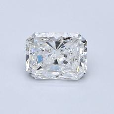 Recommended Stone #1: 0.70-Carat Radiant Cut Diamond