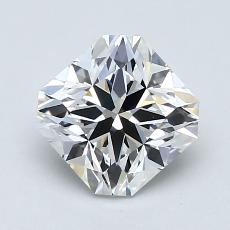 Recommended Stone #3: 1.27-Carat Radiant Cut