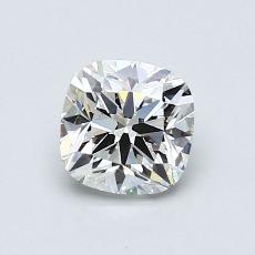 オススメの石No.1:0.91カラットのクッションカットダイヤモンド