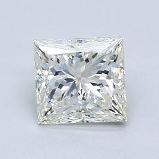 Recommended Stone #1: 1.23-Carat Princess Cut Diamond