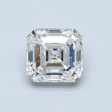 推薦鑽石 #2: 0.92 克拉上丁方形切割