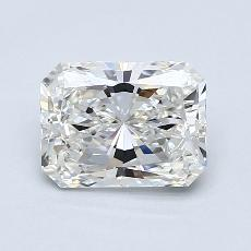 Recommended Stone #3: 1.51-Carat Radiant Cut Diamond