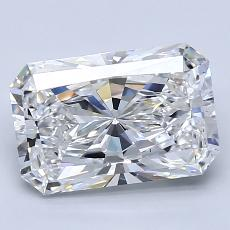 Recommended Stone #1: 2.50-Carat Radiant Cut Diamond