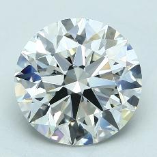 Recommended Stone #3: 4.15-Carat Round Cut Diamond