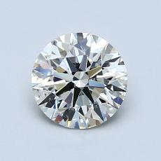Recommended Stone #1: 1,09-Carat Round Cut