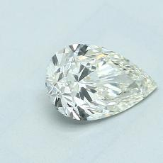 Recommended Stone #3: 0.92-Carat Pear Cut Diamond