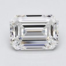 Recommended Stone #1: 1.23-Carat Emerald Cut Diamond
