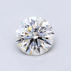 Current Stone: 0.80-Carat Round Cut