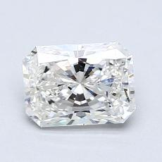 1.01-Carat Radiant Diamond Very Good G SI2