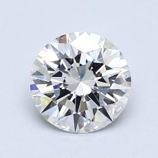 Pierre recommandée n°1: Diamant taille ronde 1,01 carat