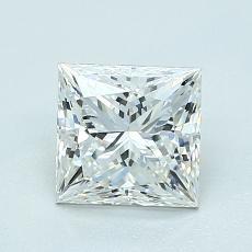 推薦鑽石 #3: 1.22  克拉公主方形鑽石
