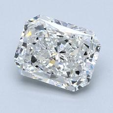 Recommended Stone #1: 1.51-Carat Radiant Cut