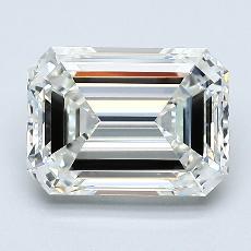 1.70 Carat 綠寶石 Diamond 非常好 I FL